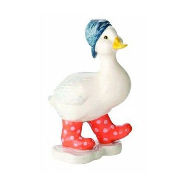 Duckling - Comical Character Figurine by John Beswick