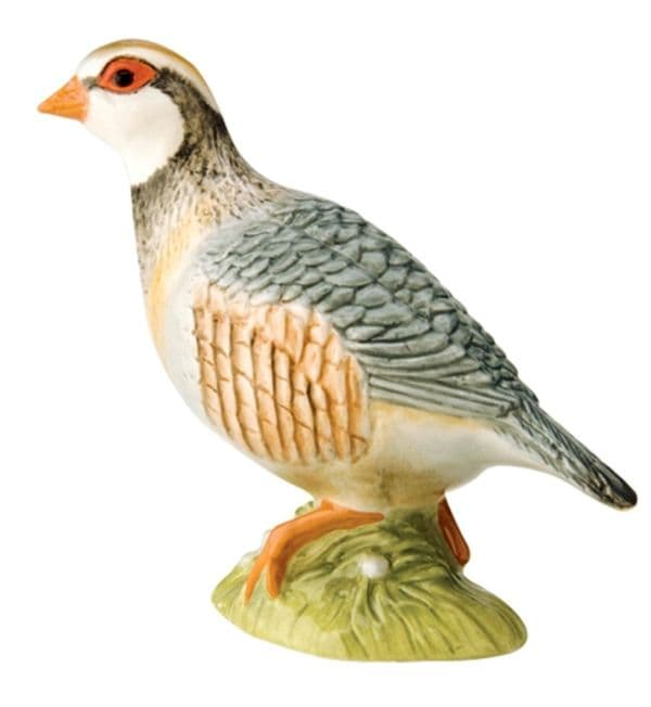 Female French Partridge Collectors Figurine by John Beswick