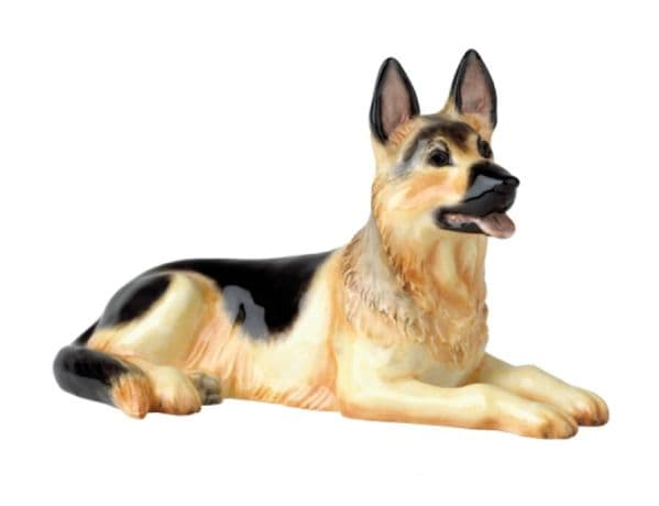 German Shepherd - John Beswick Collectors Figurine