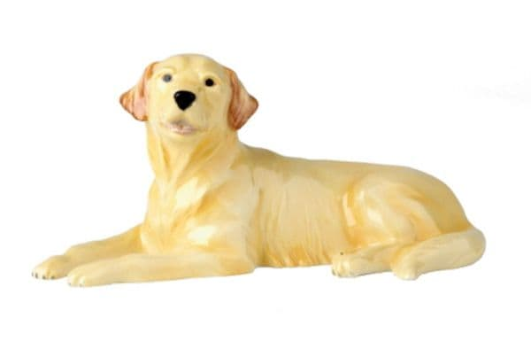 Golden Retriever - John Beswick Collectors Dog Figurine
