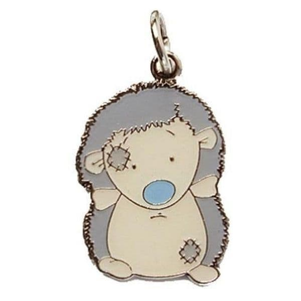 Keyring Charm Konker the Hedgehog from Me To You My Blue Nose Friends