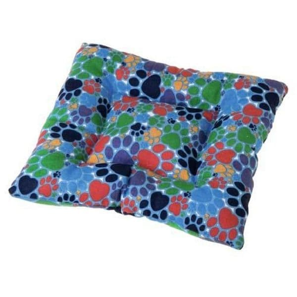 Multi Coloured Dog Bed Pillow from Me to You Tatty Puppy Collection