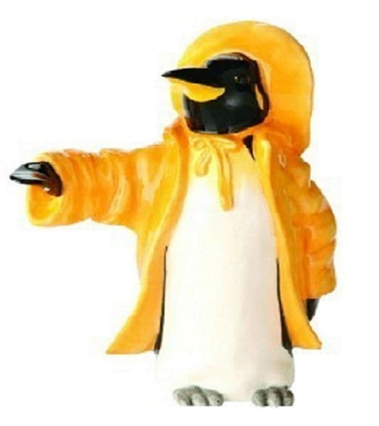 Penguin - Comical Character Figurine by John Beswick