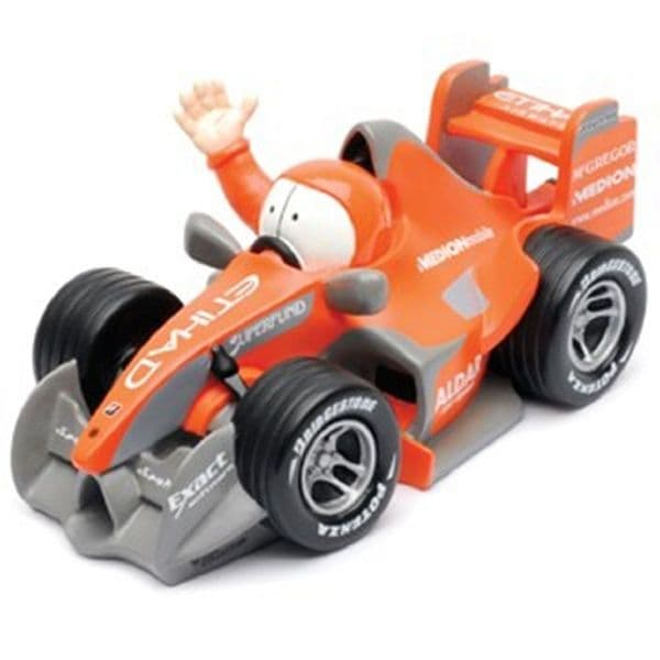 Spyker Formula 1 Racing Car Collectors Figurine
