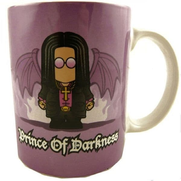 Weenicon Collectors Mug Prince Of Darkness