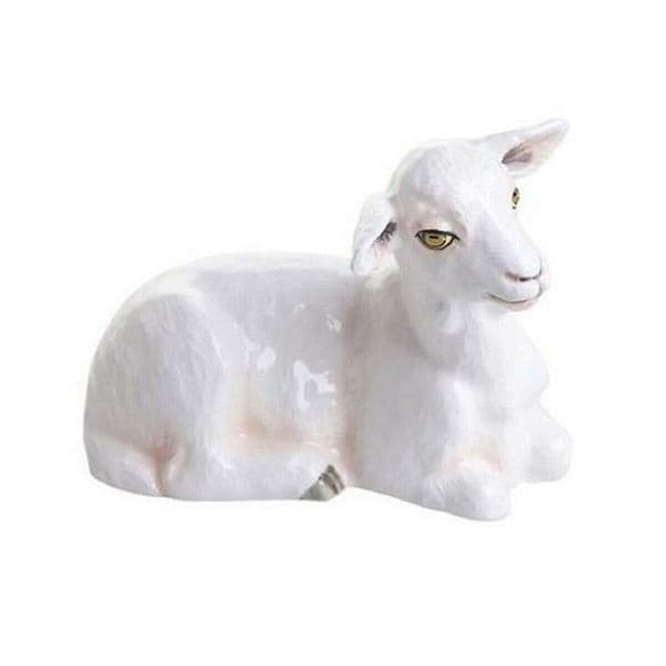 White Goat Figurine by John Beswick