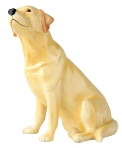 Yellow Labrador - John Beswick Collectors Dog Figurine