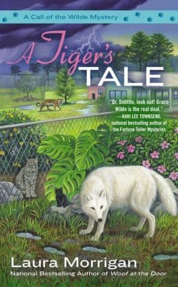 A Tiger's Tale: Call Of The Wilde Mystery Book 2
