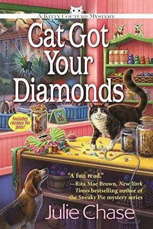 Cat Got Your Diamonds: Kitty Couture Mystery Book 1