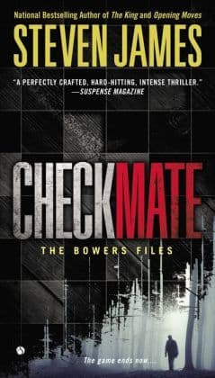 Checkmate: Bowers Files Book 8
