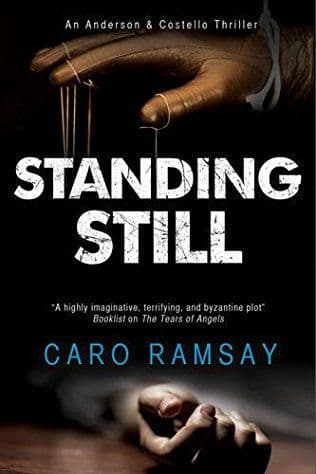 Standing Still: Anderson And Costello Book 8