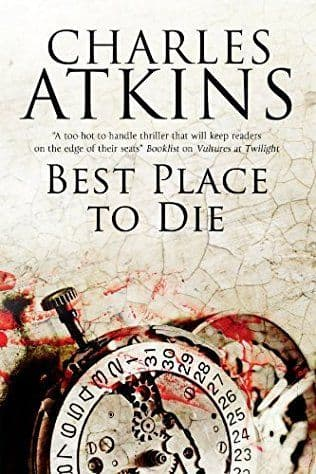 Best Place To Die: Lillian And Ada Mystery Book 2
