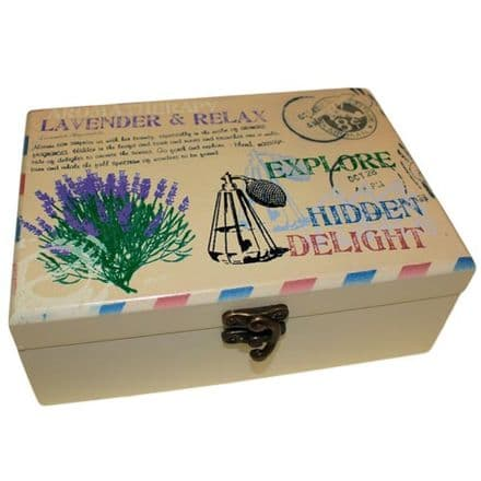Aromatherapy Oil Storage Boxes