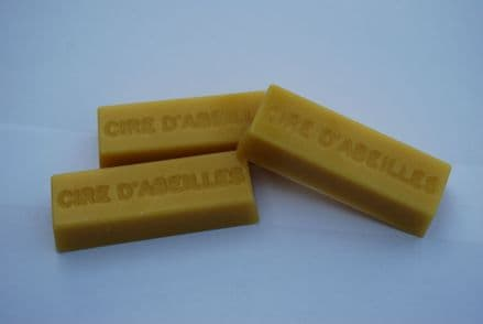 Beeswax Ingots (French Version)