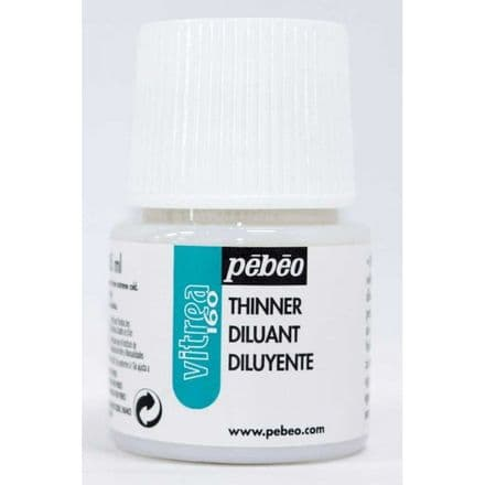 Glass Paint Pebeo Vitrail 160 - Thinner