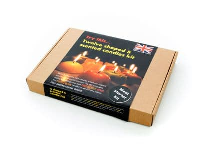 Peak Dale Starter Candle Making Kit