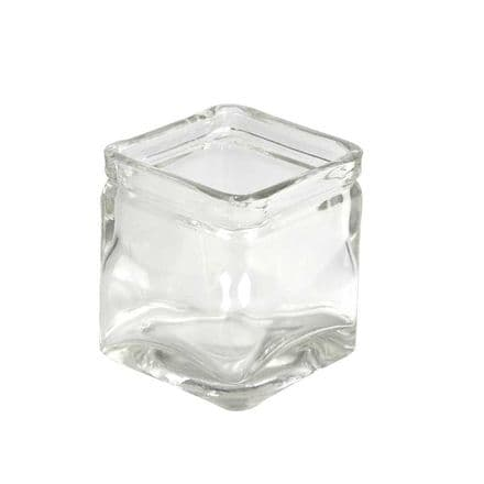 Square Candle Holder 5x5cm