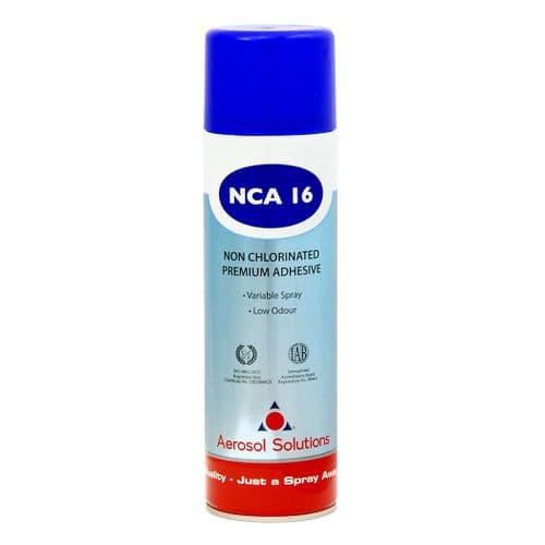 0604 NCA16 Non Chlorinated Premium Adhesive - Pack of 12 x 500ml