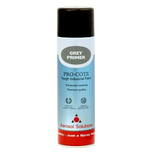0833/4/6 Tough Industrial Pro-Cote Primer - Pack of 12 x 500ml
