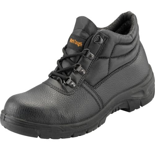 100 Black WorkTough Boot
