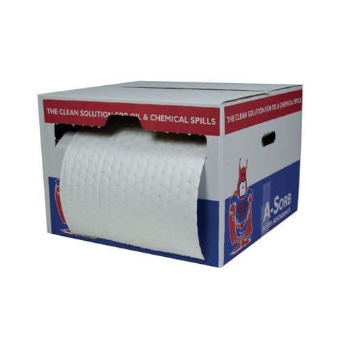 1330/1/2 Absorbent Rolls - 10kg Case