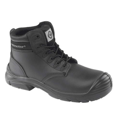 775NMP Black Contractor Boot