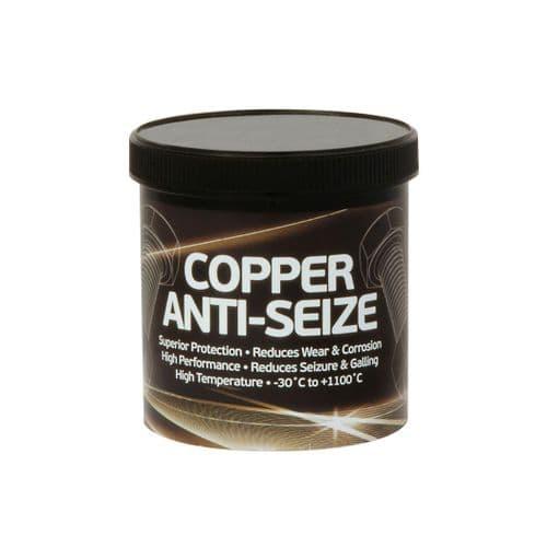 9041 COPPER ANTI-SEIZE High Temperature Paste - Pack of 12 x 500g