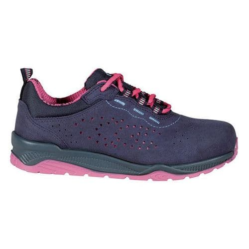 BODY/N Navy Ladies Cofra Safety Trainer