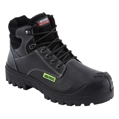Darwen/Met Black Cofra Boot