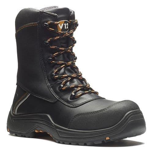 E1300.01 Black Defiant IGS Hi-Leg Boot