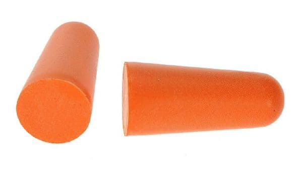 EP02 - Portwest PU Foam Ear Plugs - 200 Pairs