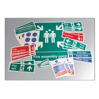 Exit Message Signs