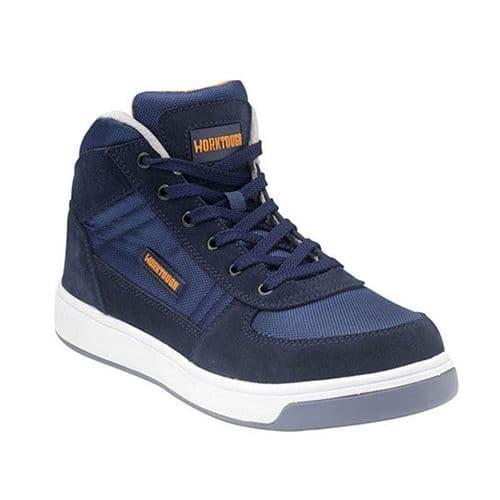 FLEET/N Navy Worktough Safety Sneaker Boot