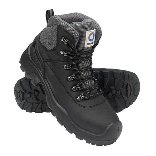 FORCE/B Black Eurotech Safety Boot