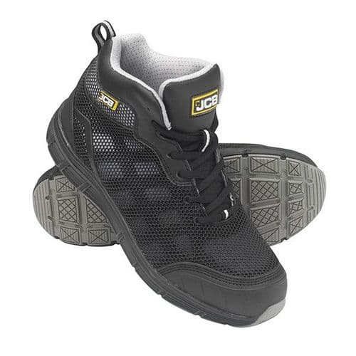 HYDRADIG/B Black JCB Safety Boot