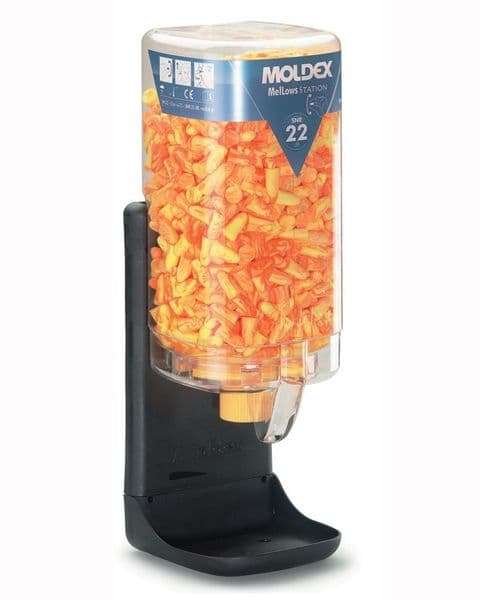 Moldex Mellows Dispenser - 500 Pairs Included