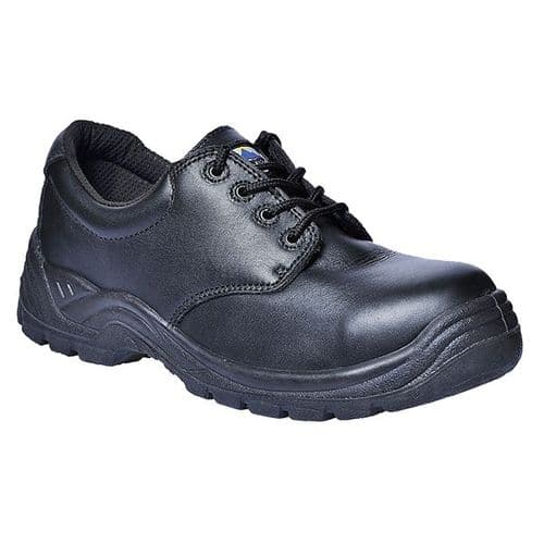 Portwest FC44 Black Compositelite Thor Shoe S3