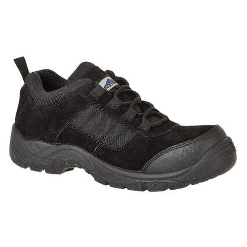 Portwest FC66 Black Compositelite Trouper Shoe S1