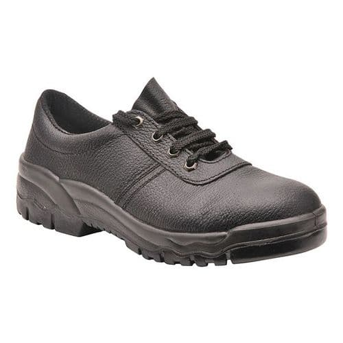 Portwest FW19 Black Work Shoe O1