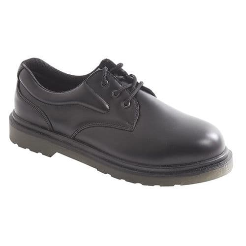 Portwest FW26 Black Steelite Air Cushion Safety Shoe SB