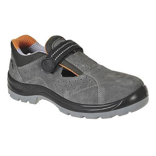Portwest FW42 Grey Steelite Obra Sandal S1