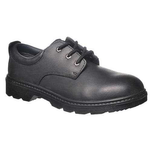 Portwest FW44 Black Steelite Thor Shoe S3