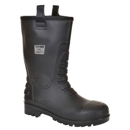 Portwest FW75BK Black Neptune Rigger Boot S5 CI