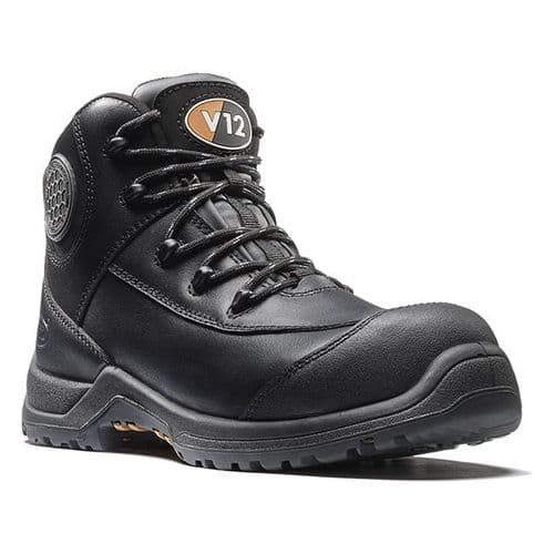 V1720 Ladies Black Intrepid IGS Boot