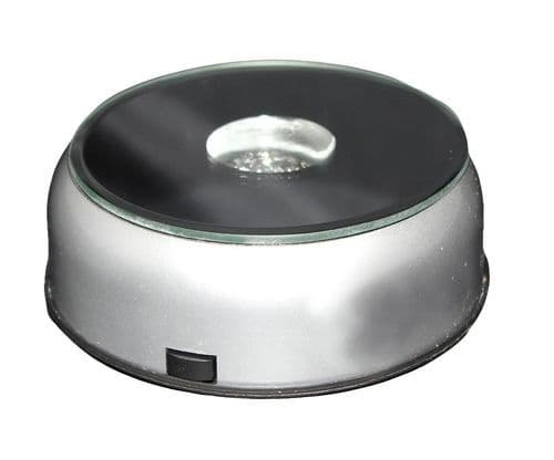Non Rotary Multi Colour Battery Only Light Base
