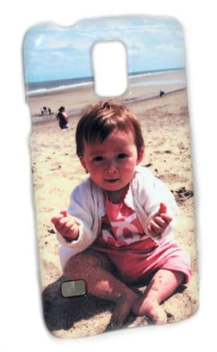 Personalised Samsung Galaxy S5 Photo Phone Case (Full Wrap)