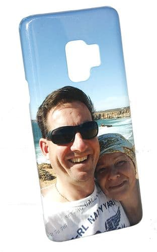 Personalised Samsung Galaxy S9 Photo Phone Case (Full Wrap)