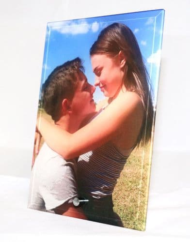 Small Photo Glass Frame