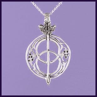 Chalice Well Pendant (DS)