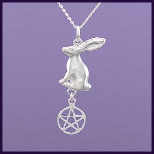Hare and  Pentagram